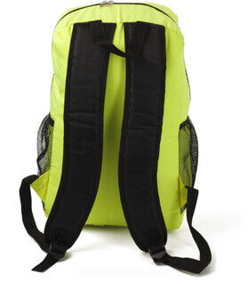 High visible backpack.