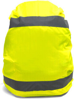High visibility backpack cover 2. picture