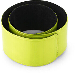 Reflective snap arm band 2. picture